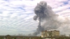 Explozie de proporţii la Doneţk! Localnicii şocaţi au surprins în imagini foto şi video deflagraţia