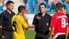 Bătaie la meci amical! Un fotbalist va fi operat după ce jucătorii de la Veris şi Milsami au făcut schimb de pumni