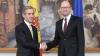 Premierul Iurie Leancă pleacă la Kiev. Oficialul se va întâlni cu Arseni Iaţeniuk şi Victor Ponta