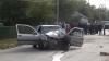 ACCIDENT TERIBIL la Sângerei! Un bărbat a fost lovit mortal, iar şoferul a fugit de la faţa locului (VIDEO)