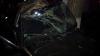 Accident rutier la Străşeni: Un automobil în care erau cinci persoane a derapat şi s-a lovit de un copac