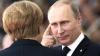 Angela Merkel i-a cerut lui Vladimir Putin să găsească soluţii pentru a aproviziona Ucraina cu gaze. Ce i-a răspuns liderul rus
