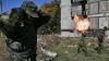 Participau la o înmormântare şi au fost bombardaţi cu obuze. Cel puţin şapte civili au fost ucişi în Mariupol