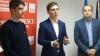 Europarlamentarul Victor Negrescu şi-a deschis birou în Republica Moldova