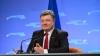 Petro Poroşenko e mulţumit de rezultatele alegerilor din Ucraina: Pentru prima oară, în Parlament nu vor fi comunişti