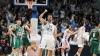Baschetbaliştii de la Real Madrid încep Euroliga cu o victorie împotriva lui Zalgiris Kaunas