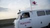 Crucea Roşie şi-a întrerupt pentru câteva zile activitatea în Ucraina