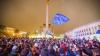 EXCLUSIV! Cum arată Euromaidanul după nouă luni de la evenimentele sângeroase în care şi-au pierdut viaţa zeci de oameni