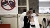 Selfie în timpul hajj-ului. Pelerinii musulmani se fotografiază cum vizitează Mecca