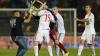 UEFA ameninţă să sancţioneze dur selecţionatele Albaniei şi Serbiei, după ciocnirile naţionaliste de la Belgrad
