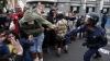 Ciocniri violente în Spania din cauza unui câine care a fost eutanasiat. Câţiva protestatari au fost răniţi