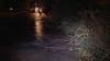 NO COMMENT! O stradă din sectorul Buiucani s-a transformat într-un râu tumultuos (VIDEO)