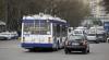 ŞOCANT! O taxatoare gravidă dintr-un troleibuz a fost agresată de şoferul unui microbuz din Capitală