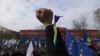 Stabilitate politică şi înţelegere: Ucrainenii din Moldova aşteaptă pace după alegerile din ţara vecină