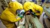 Un britanic suspectat de Ebola a murit într-un spital din Macedonia