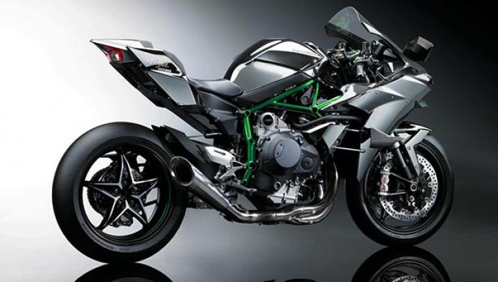 Kawasaki dezvăluie cea mai puternică motocicletă pe care a produs-o vreodată (FOTO/VIDEO)