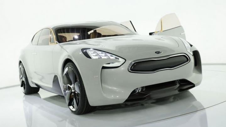 Kia GT Concept ar putea primi o versiune de serie ce va rivaliza cu Audi A7, BMW Seria 5 GT sau Porsche Panamera