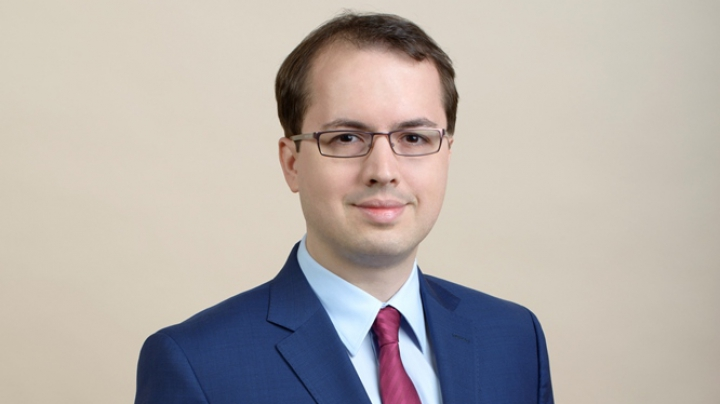 Cine a fost ales președinte al Comitetului de Cooperare Parlamentară UE–Republica Moldova