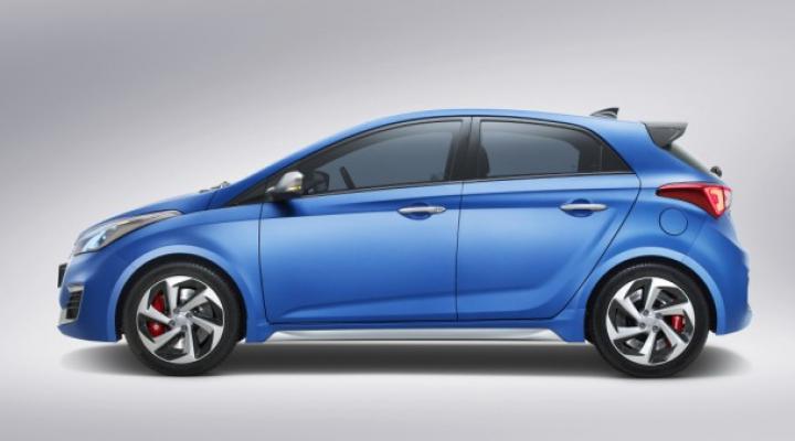 Hyundai merge la autoshow-ul de la Sao Paulo cu un hatchback pregătit special pentru Brazilia