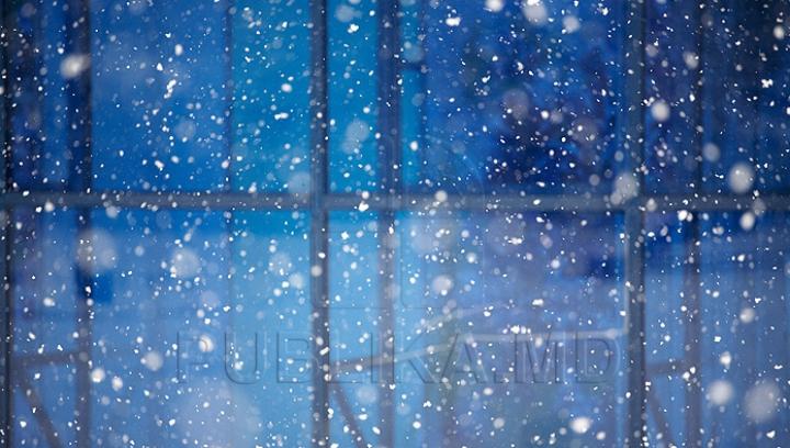 Vine iarna în Moldova. Primii fulgi ar putea să cadă chiar în această săptămână