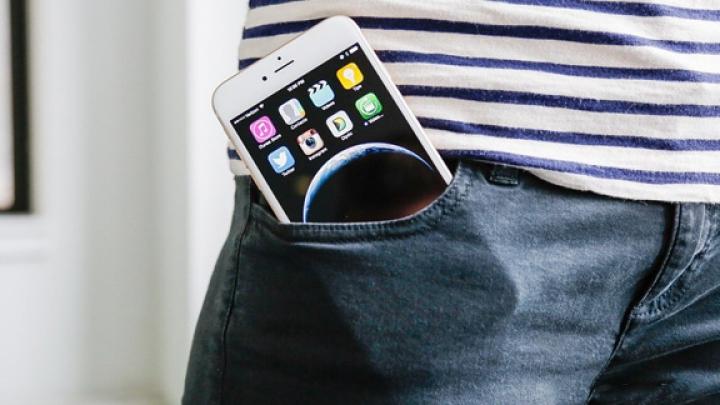 Un operator de telefonie mobilă oferă servicii de mărire a buzunarelor pentru iPhone 6 Plus (FOTO)