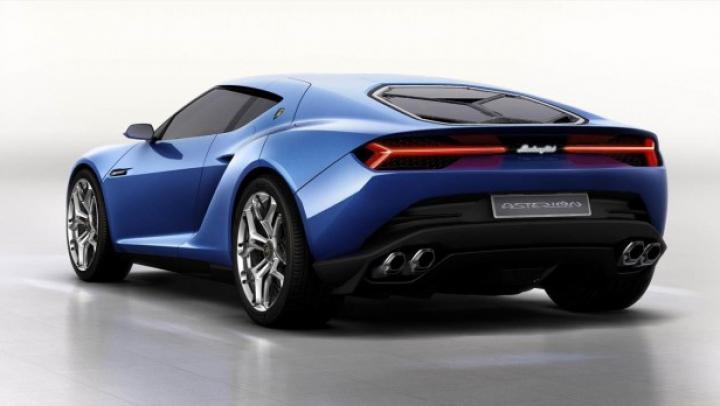 Lamborghini Asterion Concept – primul hibrid al companiei din Sant'Agata Bolognese (FOTO)
