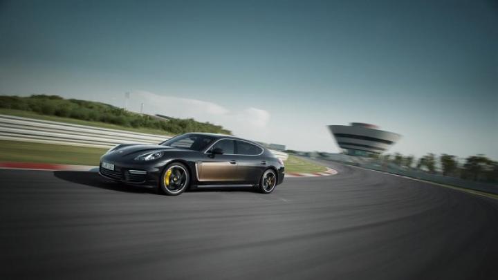 Cel mai exclusiv Porsche Panamera Turbo S de serie va fi produs în doar 100 de exemplare (FOTO)