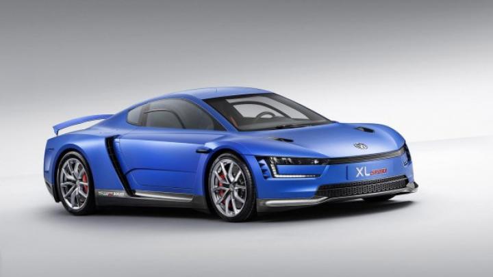 Volkswagen a dezvăluit versiunea sportivă a celui mai economic model din gama sa (FOTO)
