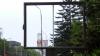 Groaznic: O tânără a ajuns la reanimare după ce a fost lovită de un panou publicitar din Chişinău