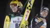 Doi sportivi au acumulat acelaşi punctaj la Cupa Mondială de sărituri cu schiurile