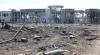 (VIDEO) Ce a mai rămas din aeroportul din Doneţk, obiectiv disputat cu îndârjire de militarii ucraineni şi insurgenţii proruşi