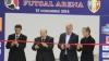 Eveniment de excepţie. La Ciorescu a fost inaugurată Futsal Arena FMF, cea mai modernă sală de sport din Moldova