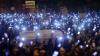 Protestele se ţin lanţ în Ungaria. Mii de oameni au ieşit din nou pe străzi la o demonstraţie anticorupţie