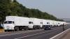 Tiraspolul ACUZĂ: Un convoi de camioane care se îndreaptă spre regiunea transnistreană este blocat de Ucraina