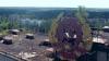 Cum arată oraşul Cernobîl după aproape 30 de ani de la dezastrul nuclear (VIDEO)