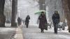 Lapoviţă şi ninsoare slabă, anunţă meteorologii. Câte grade vor indica termometrele în următoarele zile
