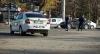 Inspectorii de patrulare, martori la un accident rutier în capitală. VIDEO cu momentul impactului violent