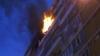Incendiu într-un apartament din Chişinău: O bătrână a murit intoxicată cu fum