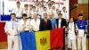 120 de sportivi moldoveni au participat la Campionatul Naţional de karate shotokan