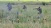 Trageri de luptă din mitraliere au avut loc la Bălţi. La aplicaţii au participat militari şi studenţi
