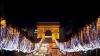 Atmosferă de basm la Paris: Simt deja spiritul Crăciunului