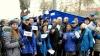Partidul Democrat a încheiat campania electorală la o reuniune cu locuitori şi oaspeţi ai Chişinăului