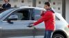 Test drive pentru jucătorii Barcelonei. Fotbaliştii au condus o maşină cu motor electric
