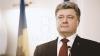 Poroşenko a îndemnat ucrainenii din Moldova să susţină parcursul european. ''Se deschid oportunităţi fantastice''
