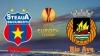 Liga Europei: Steaua București a obținut o remiză dramatică în meciul cu Rio Ave