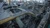 """Incendiu de """"lux"""" într-o parcare din Moscova. Milioane de dolari au fost transformate în scrum"""