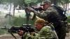 Se înteţesc luptele în estul Ucrainei. Kievul acuză Rusia că trimite militari şi armament în zonă