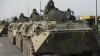 Kievul şi OSCE confirmă incursiunea a zeci de blindate ruse fără însemne pe teritoriul Ucrainei