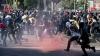 Violenţele continuă în Mexic: Protestatarii au aruncat cu cocktailuri Molotov