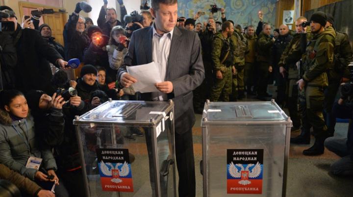 """Moscova îi cere Kievului să înceteze luptele din estul Ucrainei. """"Liderii rebeli au suficientă autoritate"""""""